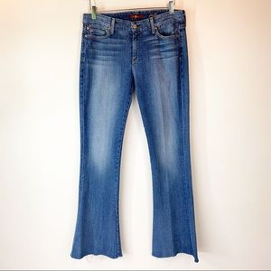 7 For All Mankind Jiselle Jeans Size 32
